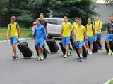 В сборную Украины U-18 вызвано 11 динамовцев!