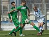 Чемпионат U-19. «Ворскла» – «Динамо» – 0:2