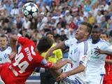 29-й тур ЧУ: «Динамо» проиграло «Таврии» и окончательно упустило «серебро»
