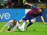 «Барселона» пожалуется в УЕФА на миланский газон