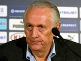 Словакия — Украина — 0:0. Послематчевая пресс-конференция