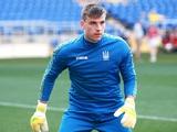 Источник: Лунин выйдет в стартовом составе сборной Украины на матч со Словакией