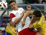 Польша — Украина — 1:1. Отчет о матче