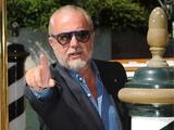 Де Лаурентис: «Наполи» и футболисты должны быть оправданы»