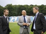 Комиссия УЕФА осталась довольна стадионом «Динамо»