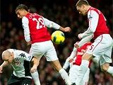 «Арсенал» установил рекорд по количеству национальностей, представленных игроками в одном матче
