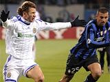 Итальянская пресса о матча «Динамо» — «Интер»