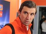 Дарио Срна: «В Украине играют в качественный футбол»