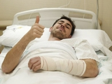 Икер Касильяс перенес операцию