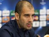 Гвардиола: «Если хотим пройти дальше, должны сегодня побеждать «Реал»