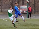 «Александрия U-21» — «Динамо U-21» — 0:1. Обзор матча