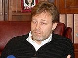 Данилову таки придется выбирать: либо Премьер-лига, либо депутатский мандат
