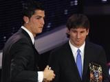 Роналду: «Месси зависим от партнёров и тренерского штаба»