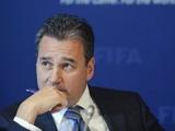 Россия запретила въезд в страну высшему функционеру ФИФА