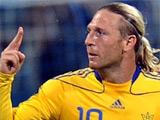 Андрей Воронин: «Я — игрок сборной Украины и горжусь этим»
