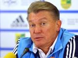 Олег БЛОХИН: «Чем раньше начнём чемпионат, тем лучше!»