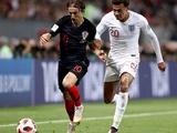 Хорватия — Англия — 2:1. В погоне за тенью Модрича