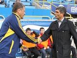 Летом Рамос возглавит «Динамо», а Маркевич — «Днепр»?