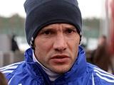 Андрей Шевченко: «Пока не тренируюсь»