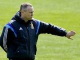 Александр ГОЛОВКО: «Приоритет — выход из группы и победа в каждом следующем матче»