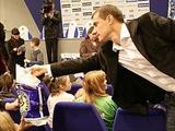 Андрей НЕСМАЧНЫЙ и Александр ШОВКОВСКИЙ о встрече с детьми-чернобыльцами и не только