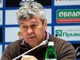 Мирча Луческу: «В борьбе за «золото» чемпионата Украины будут участвовать четыре команды»