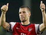 Лукаш Подольски: «Не собираюсь уходить из «Арсенала»