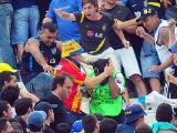 Во время матча чемпионата Аргентины пострадало 25 человек