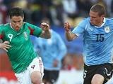 ЧМ-2010. Мексика — Уругвай — 0:1 (ВИДЕО)