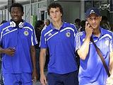 «Динамо» прибыло в Кишинев. Без Михалика (+Пресс-конференция Газзаева)