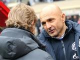 Лучано Спаллетти: «Следующим тренером «Зенита» должен стать Карпин»