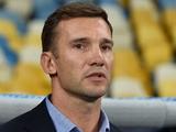 Андрей ШЕВЧЕНКО: «Финальные решения в сборной принимаю только я»