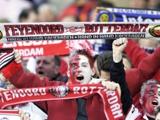 УЕФА может наказать «Фейеноорд»