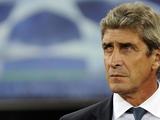Мануэль Пеллегрини: «Мы сыграли не лучшим образом»