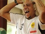 Роберто Карлос: «Мне бы хотелось, чтобы в «Анжи» играл Месси»