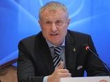 Григорий СУРКИС: «Угроза играть без зрителей над нами по-прежнему «висит»