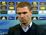 Сергей РЕБРОВ: «Да ничего с Кравцом не случилось! Нападающий не может забивать в каждом матче»