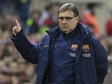 Херардо Мартино: «Это последний шанс «Барселоны»