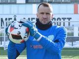 Украинский вратарь будет играть в Швеции