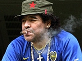 Марадона продолжит работу в ОАЭ