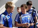 «Динамо» отправилось в Австрию