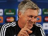 Анчелотти: «Никогда не соглашусь тренировать «Интер»