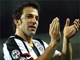 Дель Пьеро установил рекорд по числу голов за один клуб