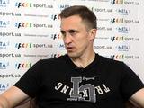 Сергей НАГОРНЯК: «Реброва не поздравлял. 40 не отмечают»