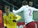 Польша — Украина — 1:3. Похвальная предсказуемость