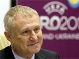 Григорий Суркис: «То, что я буду претендовать на пост президента УЕФА — очередной блеф!»