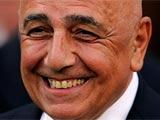 Адриано Галлиани: «Третье место — положительный результат для «Милана»