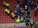 Дети пострадали в драке на матче «Мидлсбро»— «Шеффилд Юнайтед»