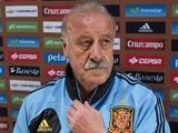 Дель Боске покинет сборную Испании после ЧМ-2014