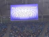 Матч «Динамо» — «Днепр» собрал третью по численности аудиторию в Европе